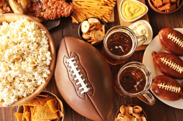 football party appetizers