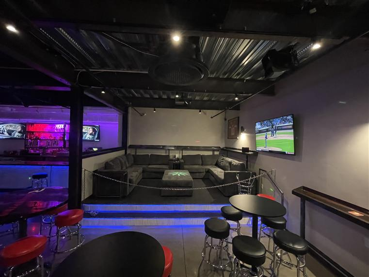 vip seating in club redemption