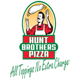 hunt brothers pizza all toppings no extra charge