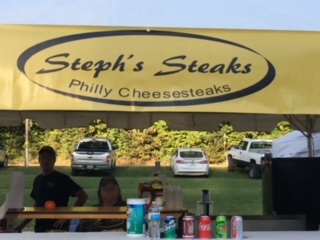 steph's steaks stand