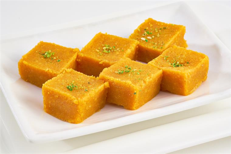 assortment of a soft, delicious, and creamy fudge