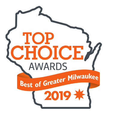 Top Choice Awards - Best of Greater Milwaukee 2019