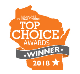 2018 Top Choice Award winner logo