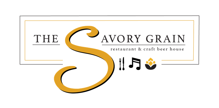 The Savory Grain Logo