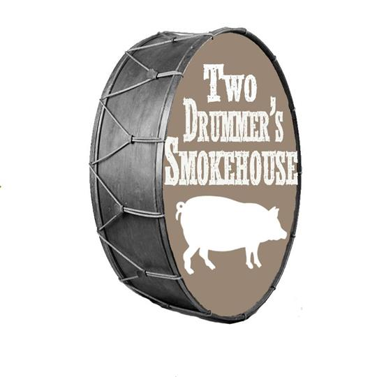 Two Drummers Smokehouse drum