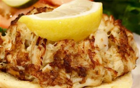 Name: crab cake Description: crab cake Group: Product Images