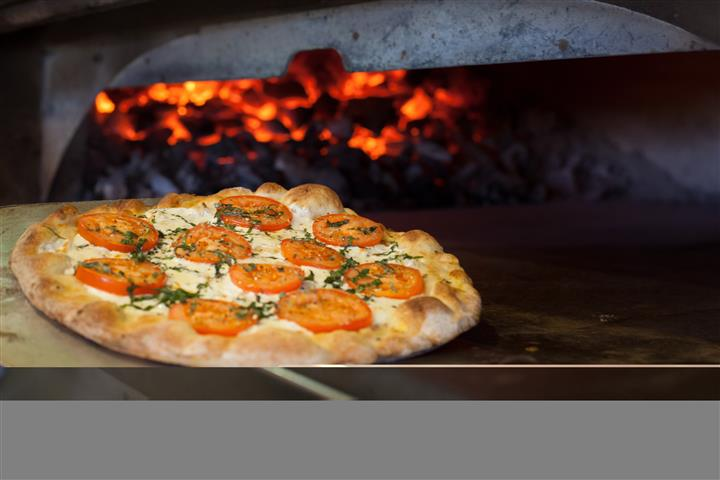 Coal Fired Oven - Margherita Pizza