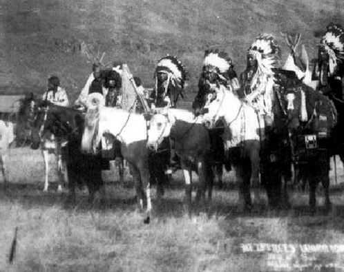 Nez Perce Warriors