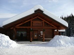 Lolo Pass Visitors Center