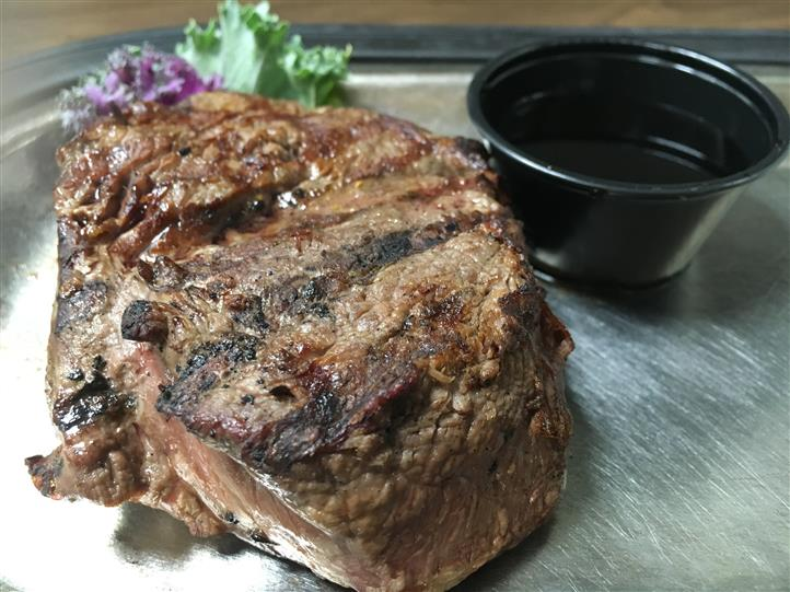 thick steak steak