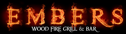 embers wood fire grill and bar.