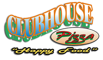 "ClubhousePizza ""Happy Food"""