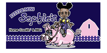 Little Miss Sophie's. Home cookin' & Barbecue