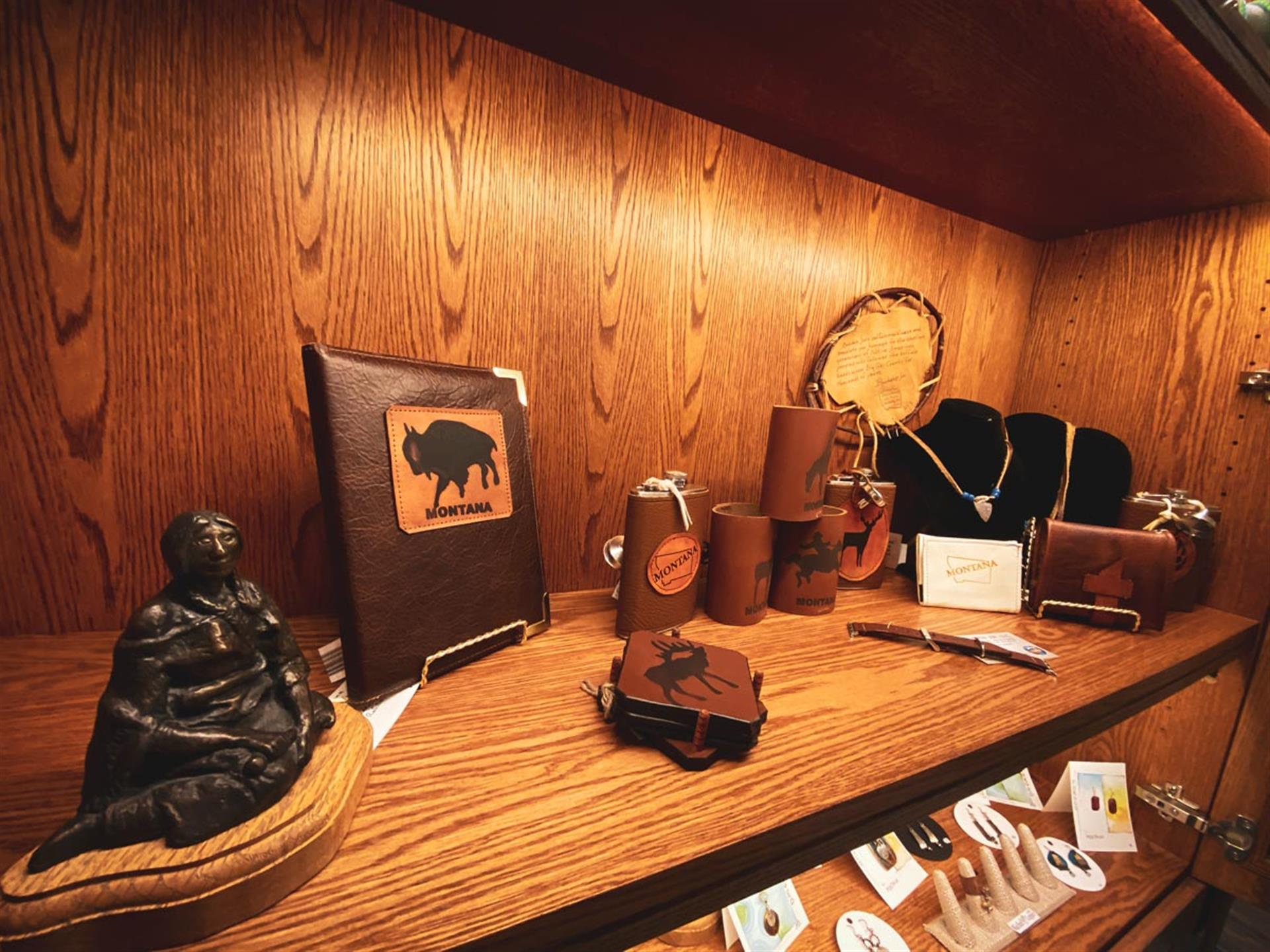 Montana Made Leather Boutique Great Falls 2