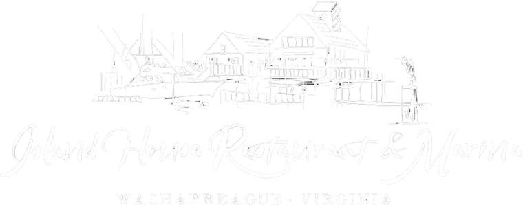 Island House Restaurant & Marina. Wachapreague Virginia