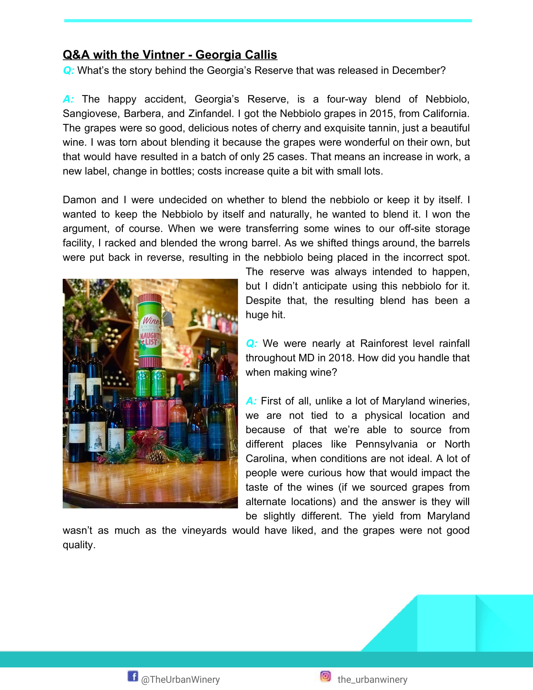 Page 2 January Newsletter