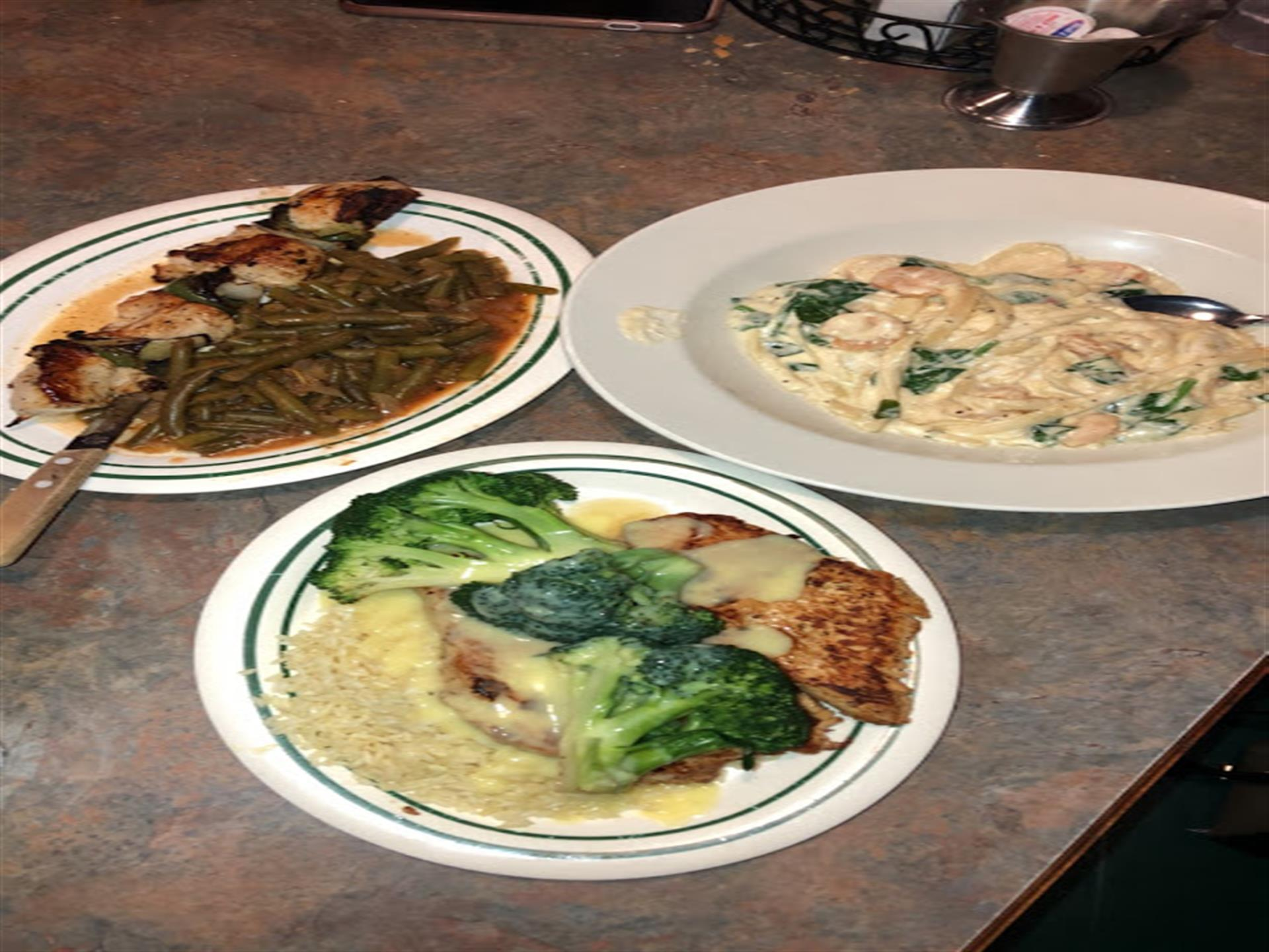 Maine Street Restaurant Greek And Italian Cuisine In The