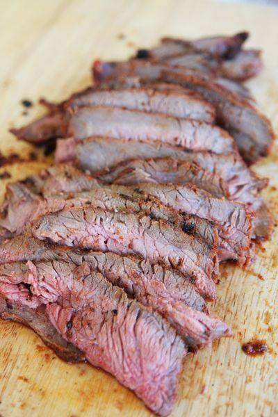 assortment of sliced up pit beef