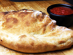 Create Your Own Calzone!