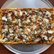 pizza with a lot of toppings