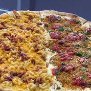 2 sided pizza toppings