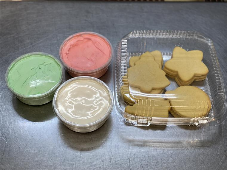 Cut out Cookie Kit