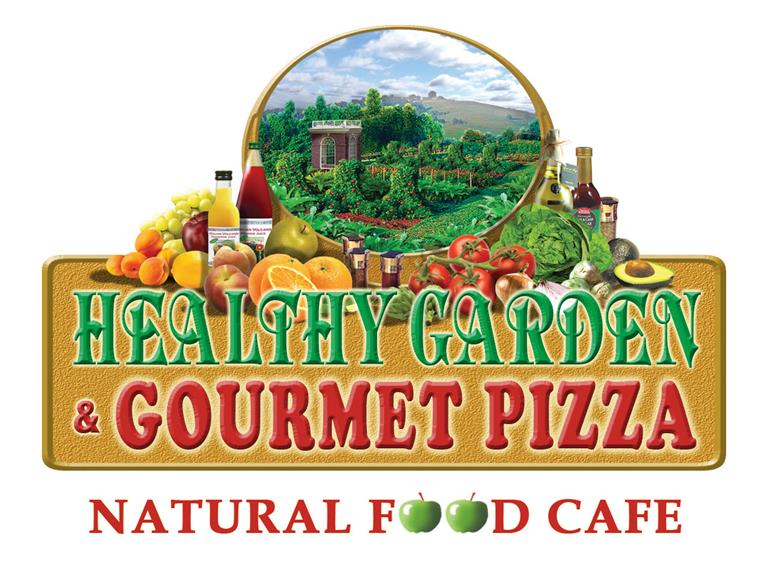 Healthy Garden & Gourment Pizza Natural Food Cafe