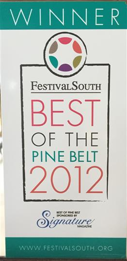 Festival South Best of the Pine Belt 2012