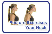 posture exercises your neck