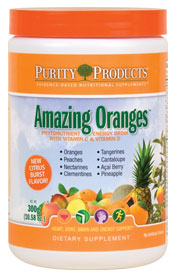 Name: Amazing Oranges