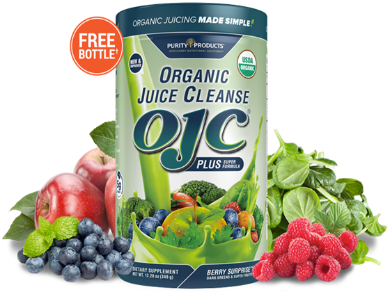 organic juice cleanse