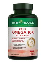Krill Omega 10X with CoQ10
