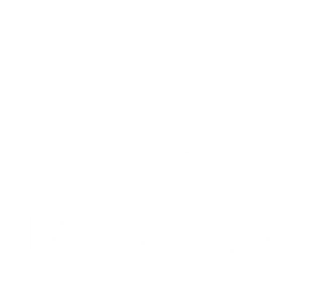The Francis Southern Table and Bar tree logo