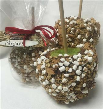 Smores apples
