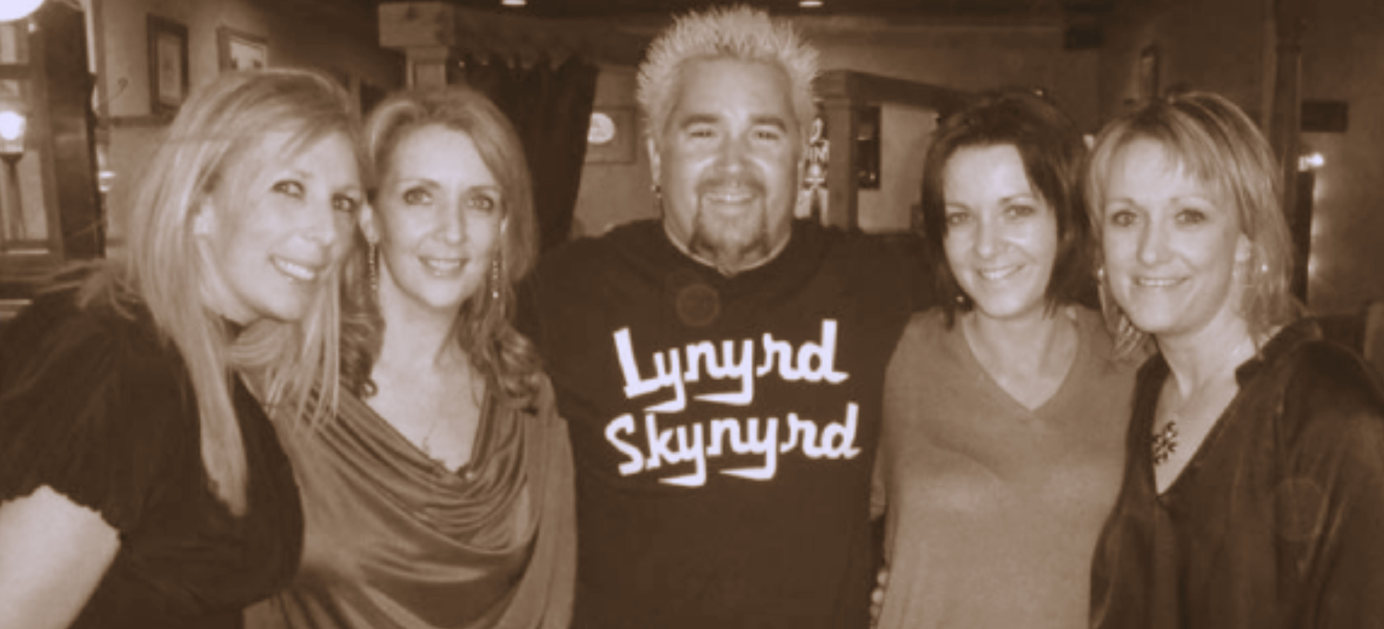 Owners with Guy Fieri