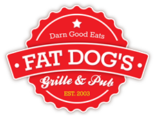 darn good eats fat dog's grille and pub est. 2003
