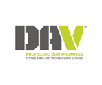 DAV fulfilling our promises to the men and women who served logo