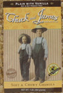 chuck and james book cover