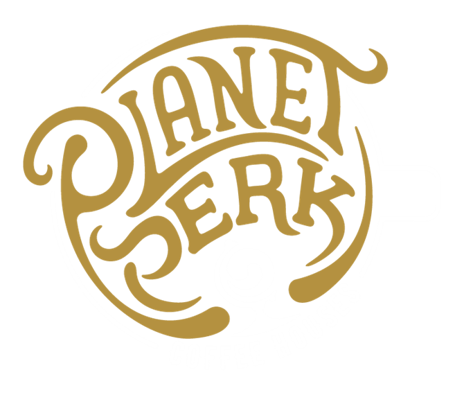 Planet Perk Coffee Houses Full Color Reverse