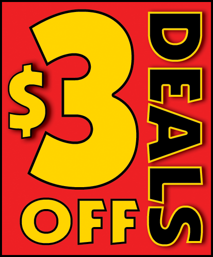 Deals hours of operation