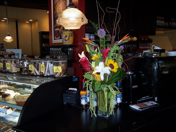 flowers inside aromas