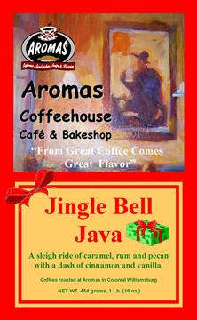 JINGLE BELL JAVA BAG LABEL Master Copy