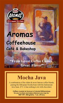 Name: Mocha Java w descrip
