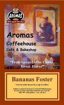 Name: Bananas Foster w descrip