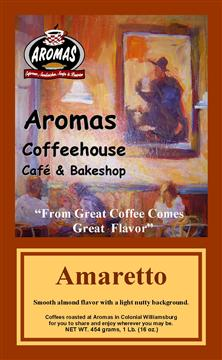 Amaretto w descrip
