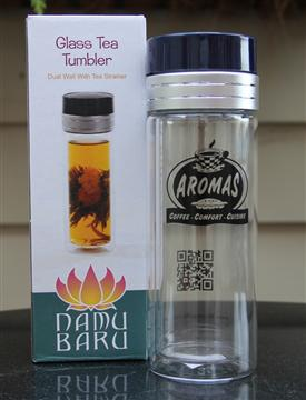 Name: Aromas Tea Tumbler
