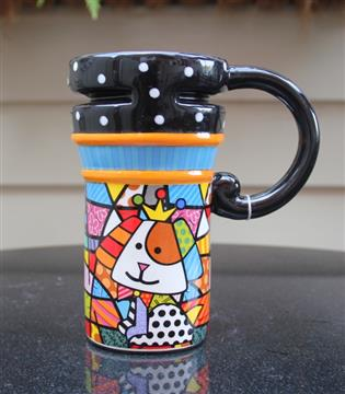 Travel Mug - Dog
