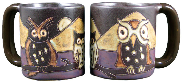 Mara Mugs - Owls