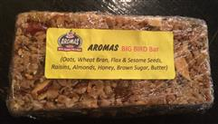 Big Bird granola bar