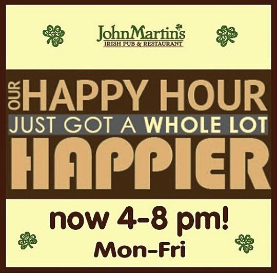 Happier Hour Flyer